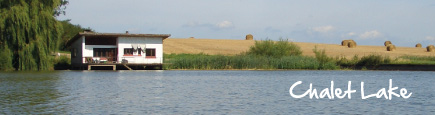 Chalet Lake- Carp fishing France